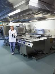 Poured Epoxy Flooring Kitchen by Epoxy Coating Systems Diama Shield