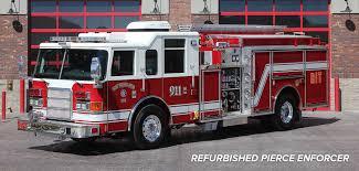 100 Fire Truck Red Refurbishment Trucks Unlimited