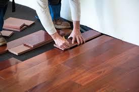 easy basement flooring ideas bat tiles with builtin vapor barrier