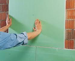gipskartonplatten kleben statt verputzen bauen de