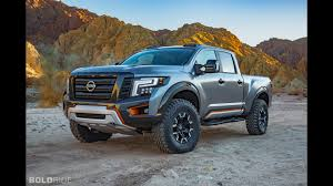 100 Nissan Titan Truck Warrior Concept