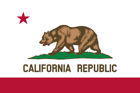 Download California State Flags SVG