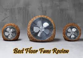 Decorative Oscillating Floor Fans by Best Decorative Quiet U0026 Cooling Floor Fans Guide U0026 Reviews