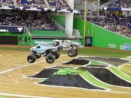 2018 Monster Jam At Marlins Park Recap - Funtastic Life What Do Lizards Monster Trucks And Asset Managers Have In Win Family 4 Pack To Jam Macaroni Kid Truck Bounce House Rental Ny Nyc Nj Ct Long Island Get Your On Heres The 2014 Schedule In Miami Ok Movie Tickets Theaters Showtimes Famifriendly Things Do Trucks Music Herald 2018 Team Scream Racing Hlights Stadium Championship Series 1 Feb Radtickets Auto Sports El Toro Loco Full Freestyle Run From Sun Life Revved Up For South Florida Show Cbs Photos February 18