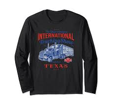 Texas International Truck Show 1977 Vintage T Shirt-alottee Gift ... Left Lane Gang Trucking Tshirt Chemistry T Shirt Ideas Tshirt Is Like Sex The First Time You Are Nervous But Still Its Snowman Brigtees Funny Truck Driver Truckers 18 Wheeler By Kaizendesigns Masculine Colorful Company Design For A Custom Trucker Tees Andy Mullins Mack Trucks Bulldog Transport Rig 100 Dsquared2 Heavy Metal Now 17300 Haulin Apparel Truckfest Mobile Marketing Bored Dark Colors Blind Mime I Love Dad Gift Buy Trucker Cotton And Get Free Shipping On Aliexpresscom