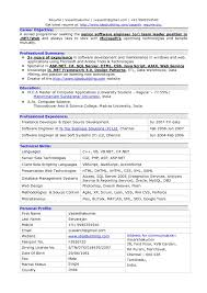 Sample Resume Experienced Software Engineer India New Prepossessing For Pdf With Additional