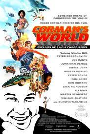 Des ovnis, des monstres et du sexe - Le cinéma selon Roger Corman affiche