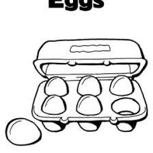 Coloring Eggs AZ Pages