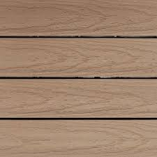 Kontiki Interlocking Deck Tiles Engineered Polymer Series by Deck Tiles Decking The Home Depot