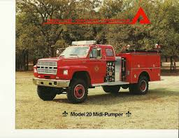 Arrow Model 20 Midi-Pumper - Vintage - Fire Truck - Sales Brochure ... Old Fire Trucks For Sale Chicagoaafirecom Hahn Fire Apparatus Engine 749 Vintage Truck Sales Fileold Kenworth Truck At Georgetown Powerplant Museum 01jpg 1931 Gramm Howe Antique Dodge Ram Commercial Toronto Missauga Brampton Pierce Manufacturing Custom Trucks Innovations Ahrensfox Company Wikipedia What Will 6 Dations Buy How About A Friendswood Deep South 1960 Seagrave Pumper Firetrucks Recent Deliveries Harrob