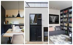 100 Mews House Design Tiny OneBedroom London Makes Clever Use Of Small Space