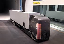 100 Design A Truck Could Save Truck Fuel With Turbulencecutting Electric Wind