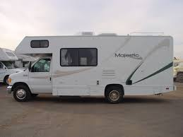 Going Places RV Rentals Complete Rental Fleet