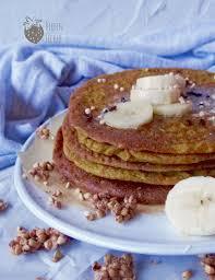 gesunde pfannkuchen ohne zucker ei und milch