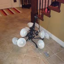 Hampton Bay Ceiling Fan Light Bulbs by Hampton Bay Ceiling Fans Westmount 44 In 3 Light Matte White