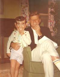 Dead Kennedys Halloween by John F Kennedy With His Daughter Caroline Who U0027s Wearing A Jfk