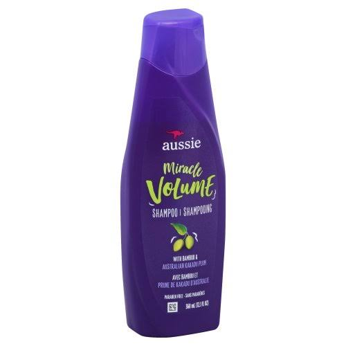 Aussie Paraben-Free Miracle Volume Shampoo - for Fine Hair, 360ml