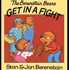 Berenstain Bears Christmas Tree Book by The Berenstain Bears Get In A Fight Living Books Wiki Fandom