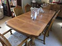 Beautiful Dining Table Chairs