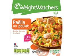plat cuisiné weight watchers paella fruits de mer poulet weight watchers 300 g weight watchers