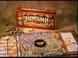 Jumanji Board Game Prop Images