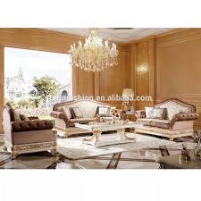 Yb62 Elegant White & Gold Living Room Sofa Set,Luxury Gold Painted  Furniture,Imperial Wood Carved Four Seater Sofa - Buy Luxury Solid Wood  Living Room ...