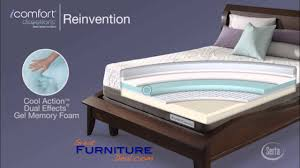 Intelli Gel Bed by Serta Mattress Icomfort Directions Reinvention By