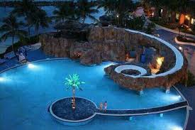 Cool Swimming Pools With Slides