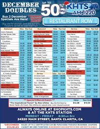Restaurant Row Printable List - Santa Clarita Restaurants ... Coupon For Home And Garden Show Lovely Mg 6569 Copy Backyard Escapes Tickets Coupons Fort Wayne Northwest Flower As The Pipe Turns How To Save At Lowes Rebates More Codes Flipkart Shopclues Couponspaytm Fall Custom Stone Creations New Connecticut Pittsburgh 21 And Decor23