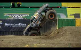 100 Monster Truck Backflip Jam On Twitter At No 3 Its Neil Elliott In MaxD With