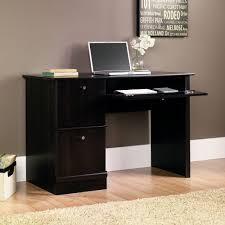 Sauder Shoal Creek Desk by Walker Edison Soreno 3 Piece Corner Desk Black With Computer Desk