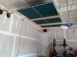 Kayak Ceiling Hoist Nz by Ping Pong Table On Pulleys For More Garage Space My Creations
