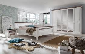 schlafzimmer set lugano in weiss 200 x 200 cm mit