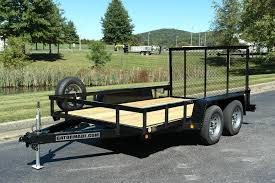 Landscaping Trailer For Sale Utility Trailers 12FT LANDSCAPE UTILITY TRAILER SALE 18