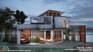 100 How Much Does It Cost To Build A Contemporary House Wesome 35 Lakhs Cost Contemporary House With Its Floor Plan