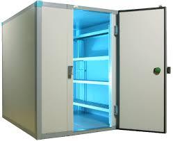 chambres froides qui utilise une chambre froide