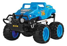 Toyrific Smash Ups Monstertruck Rhino Blue 23 Cm - Internet-Toys