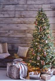 6ft Christmas Tree Asda by Christmas Decorating Theme Rustic Whimsy