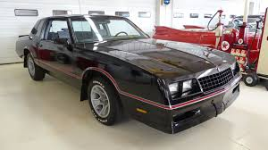 1986 Chevrolet Monte Carlo SS Stock # 192656 For Sale Near Columbus ...