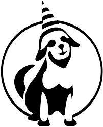 Detail Dog Wearing A Birthday Hat Coloring Pages
