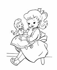 Birthday Party Fun Coloring Page