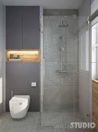 schöne moderne badezimmer mikolajskastudio industriale