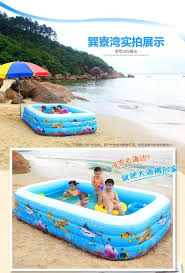new large size out size 115 95 37 lovely baby swimming pool child