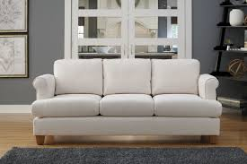 Sure Fit Scroll T Cushion Sofa Slipcover by T Cushion Sofa Cover White Best Home Furniture Design