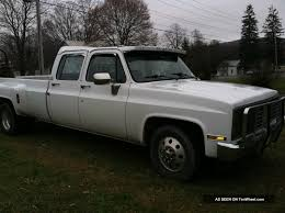 1987 Gmc Sierra 3500 - News, Reviews, Msrp, Ratings With Amazing ... Car Brochures 1987 Chevrolet And Gmc Truck K1001 The Toy Shed Trucks Sierra Connors Motorcar Company Wrangler 12 Tonne For Sale Hemmings Motor News Fast Lane Classic Cars All Of 7387 Chevy Special Edition Pickup Part I 1500 Short Wide Step Side Real Gmc Best Image Gallery 16 Share Download Id 24449 K1006