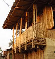 A bamboo house in dinajpur Bangladesh