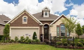 K Hovnanian Homes Floor Plans North Carolina by Bonbrook Plantation 60 U0027 Homesites New Homes In Rosenberg Tx