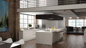 cuisine avec presqu ile plan 3d cuisiniste cuisine bain la baule guérande nazaire