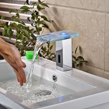 Kohler Touchless Faucet Battery by Touchless Bathroom Sink Faucet
