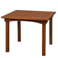Amish Outdoor Patio Dining Tables